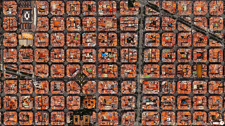 satellite photography