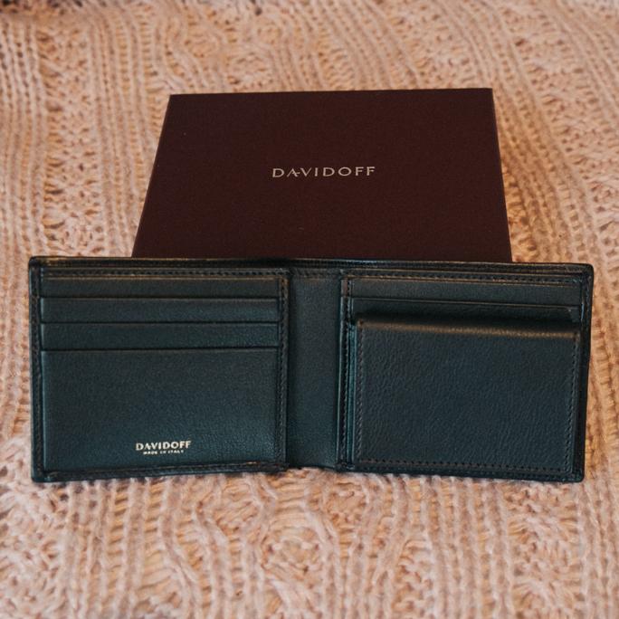 zino davidoff wallet