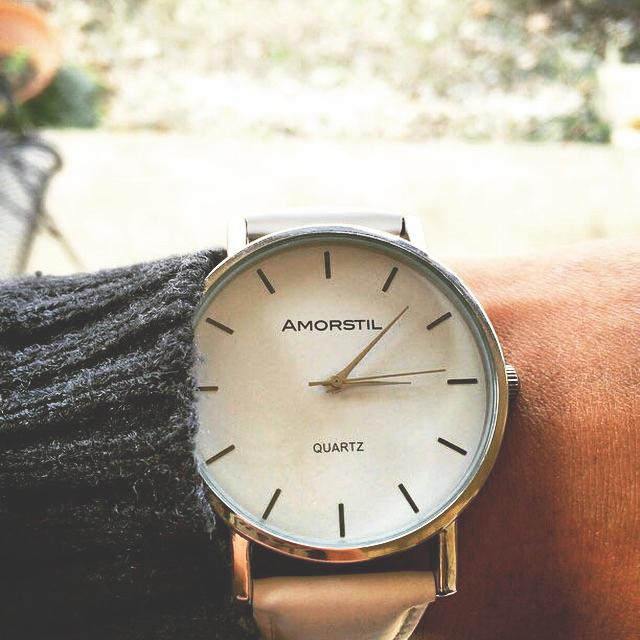 amorstil watches kickstarter