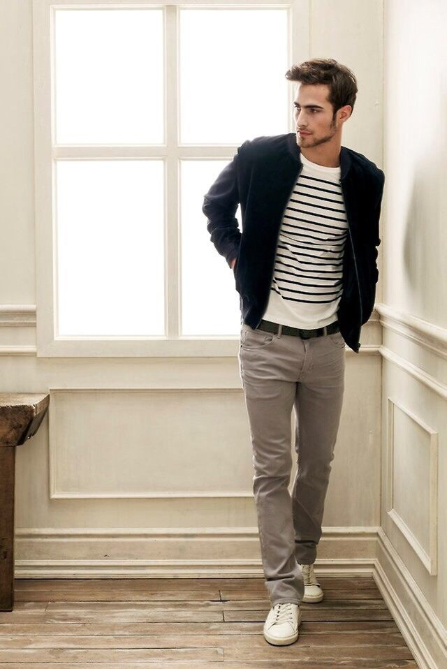style division menswear inspiration