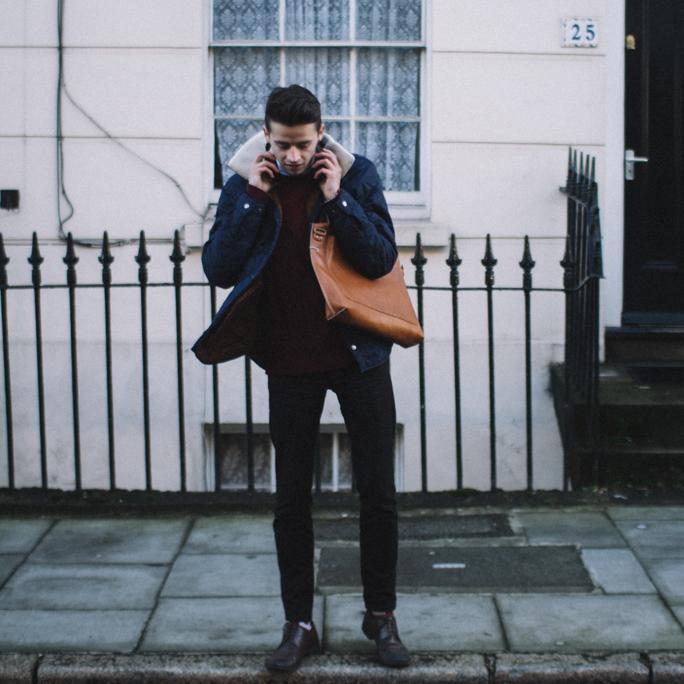 Jacamo Quilted Coat london fashion blogger 2015-16