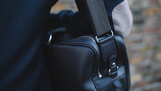 davidoff business bag