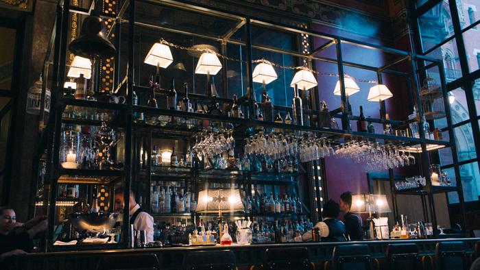 The Gilbert Scott   Cocktail Bar and Restaurant in London