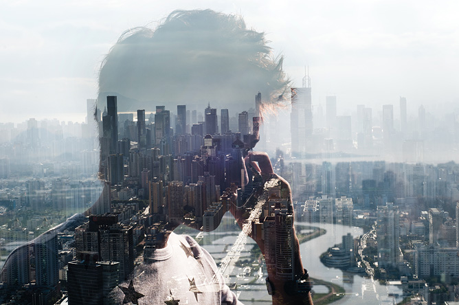 jasper james city from above