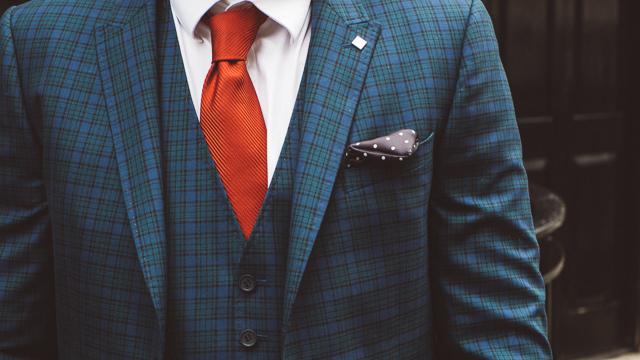 Twenty First Century Gent suit
