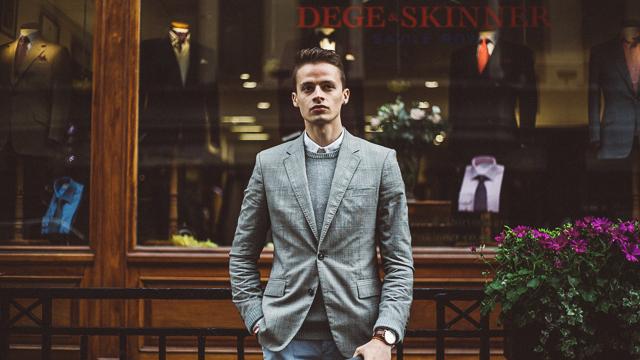 savile row london blogger inspiration tailored suit