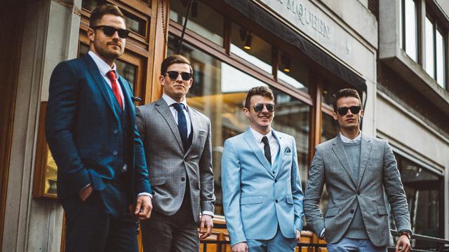 savile row style collective