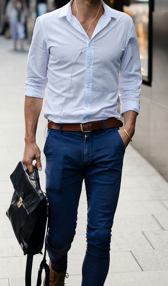 business casual tips tricks