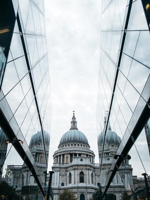 St Paul's Cathedral london blogger lookbook menswear-4