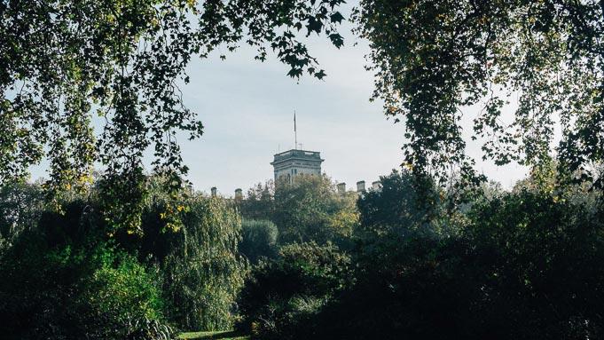 green park london vsco
