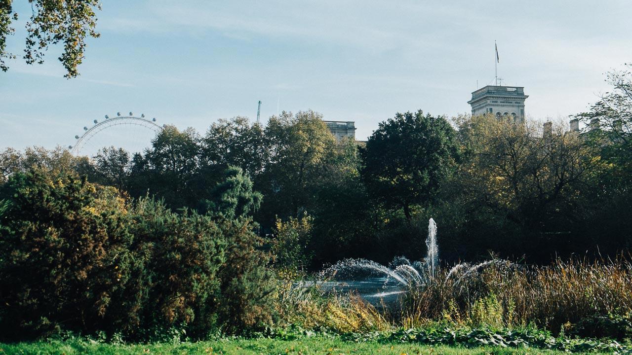 green park london vscocam