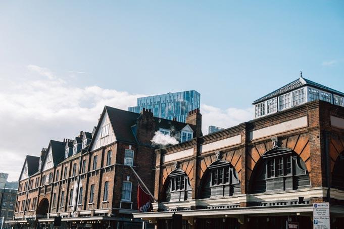 spitalfields market london shoreiditch vsco