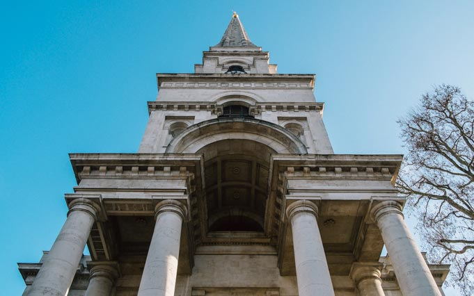 Christ Church, Spitalfields London