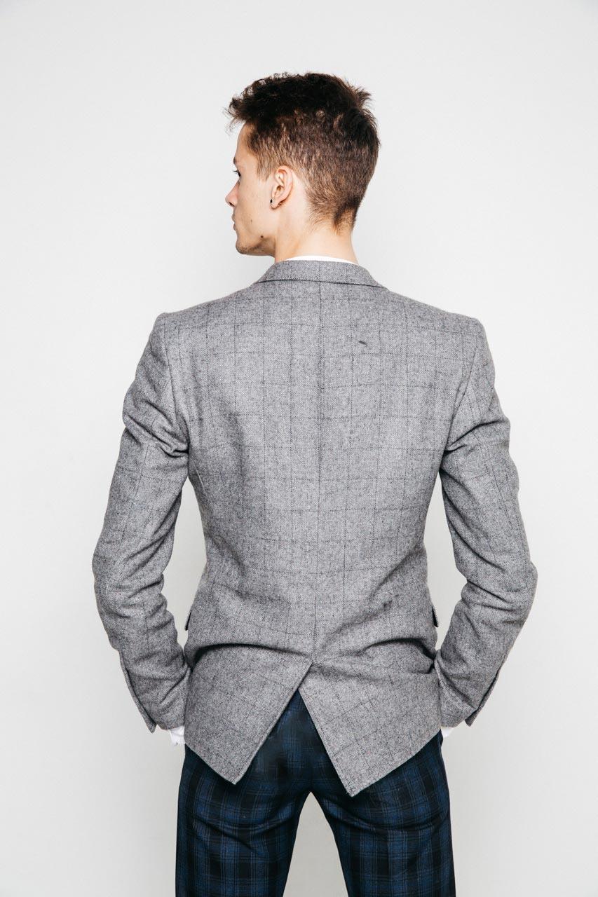 plaid trousers lookbook ootd