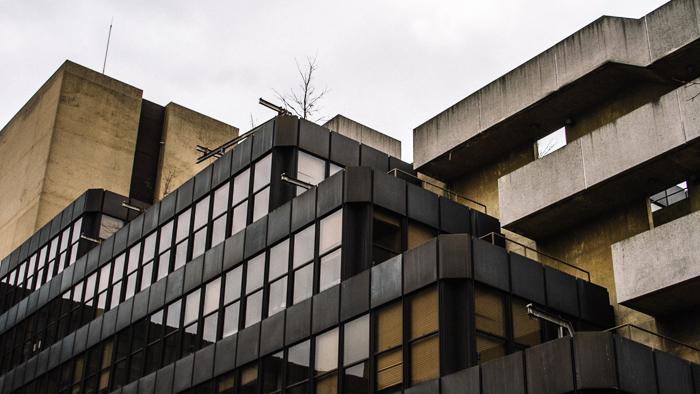Institute of Education architecture brutalist