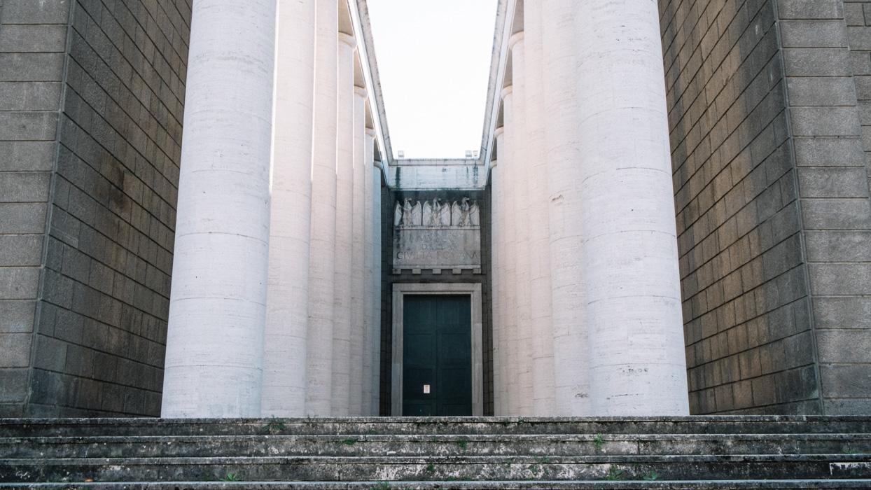rome italy eur architecture explore fujifilm photography-54