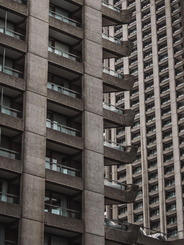 barbican london brutalist architecture lookbook-4