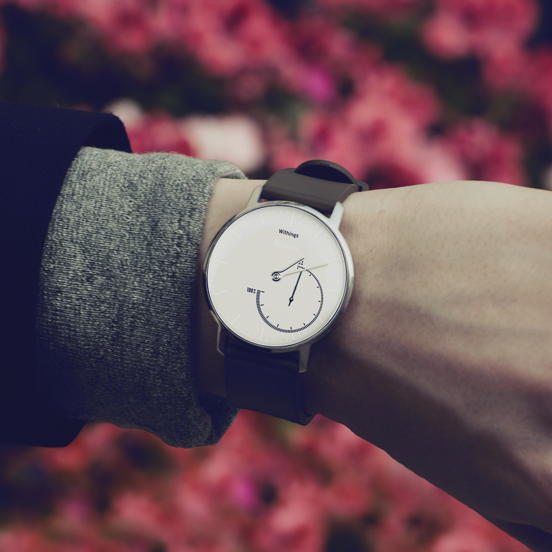 withings activite watch
