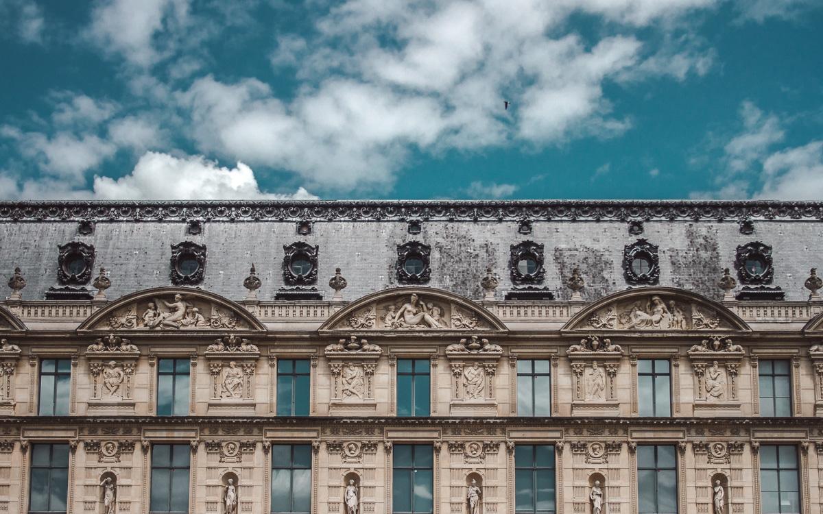architecture paris france