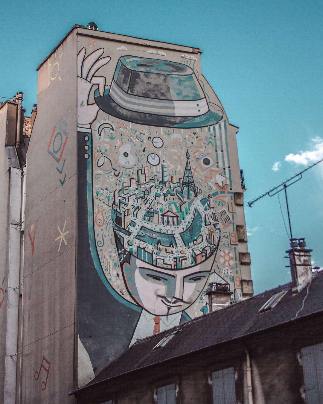 paris street art graffiti