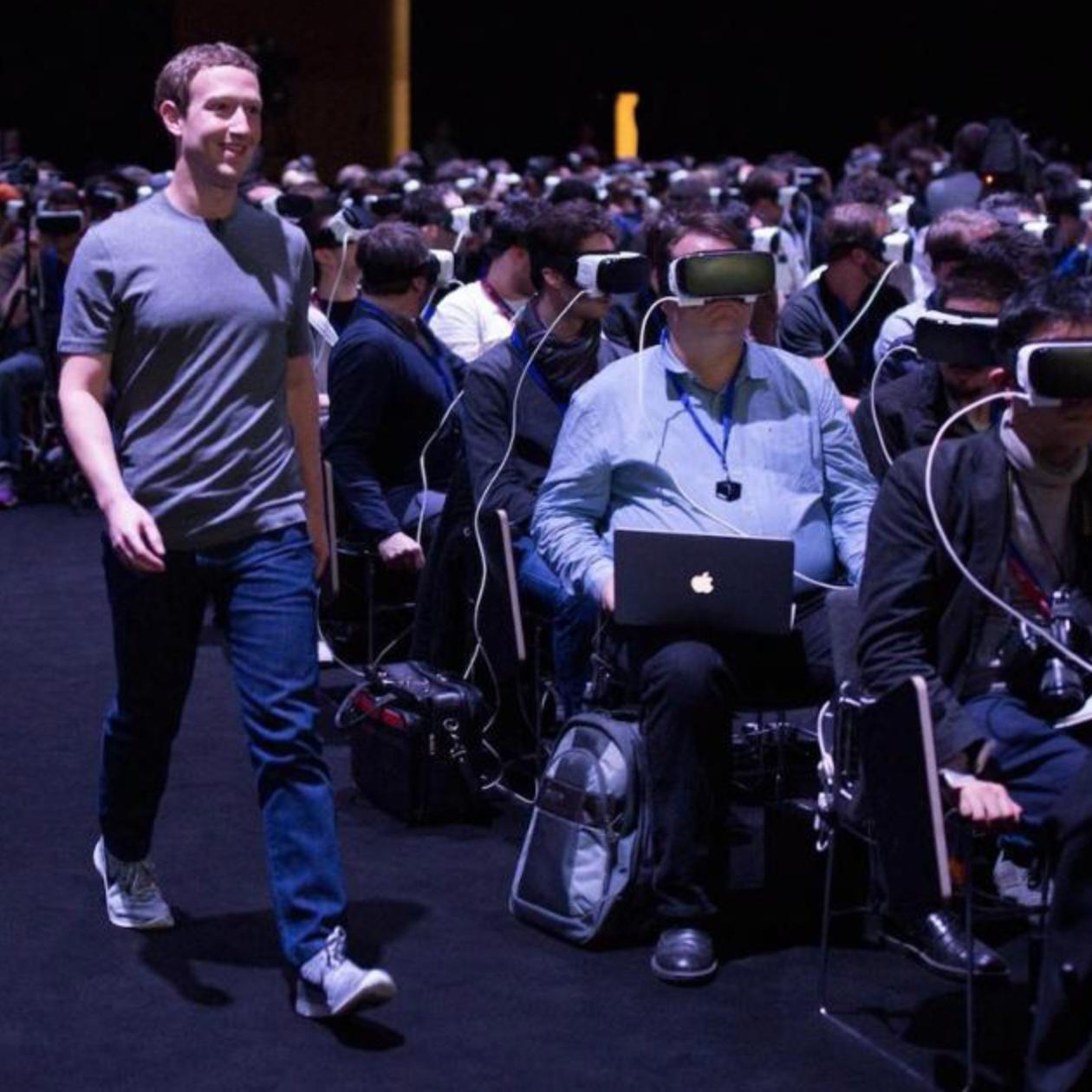 Mark Zuckerberg Has A Plan To Bring Facebook Users Into Virtual Reality