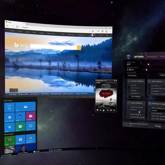 virtual vr desktop