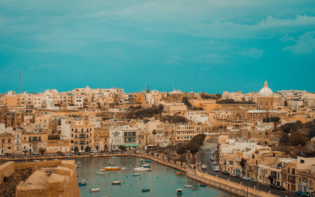 malta travel visit valletta photography orange teal-2