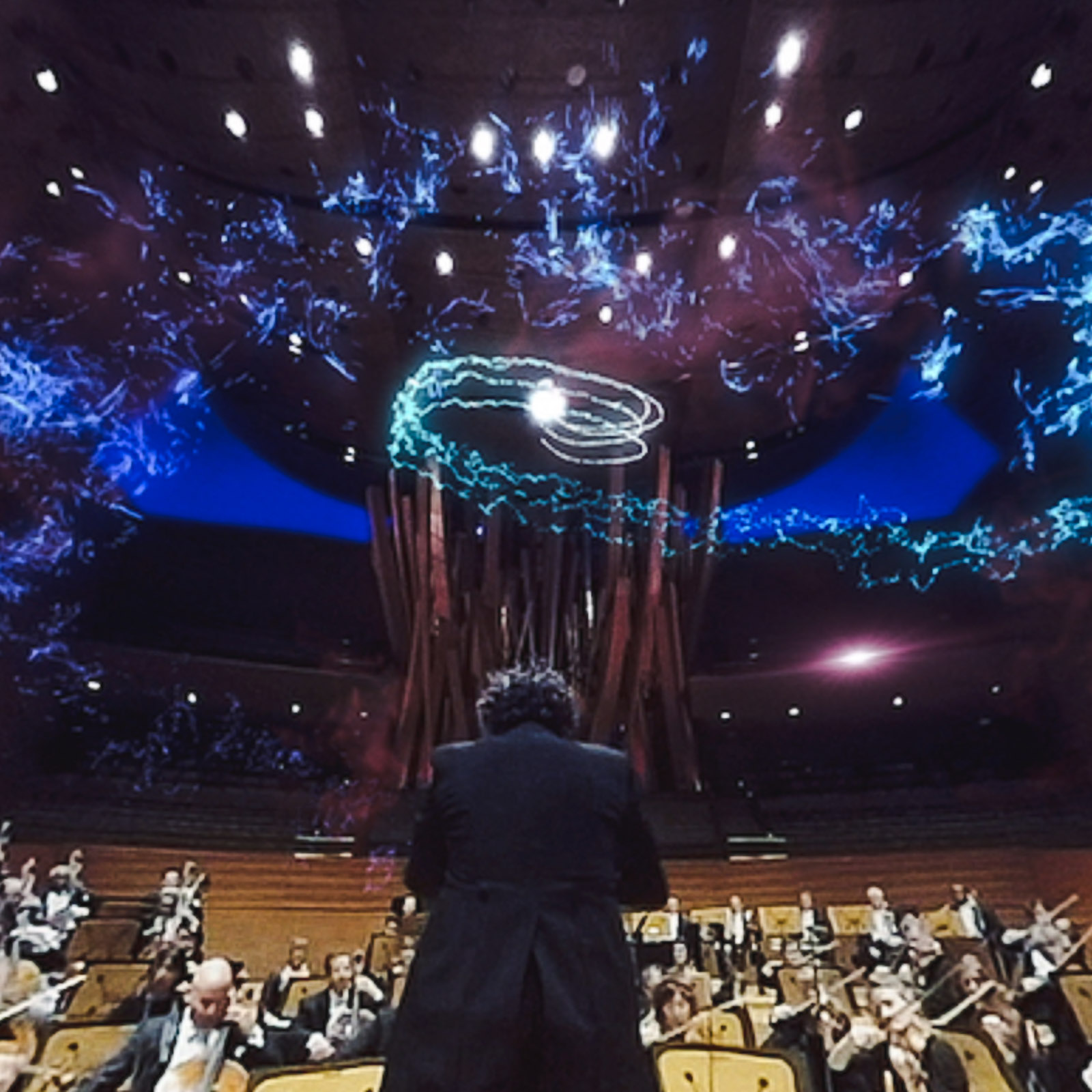 Experience Beethoven's Synesthesia with Oculus VR
